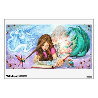 Imagination Room Stickers