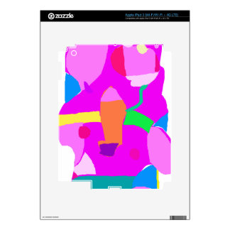 Imagination Decal For iPad 3