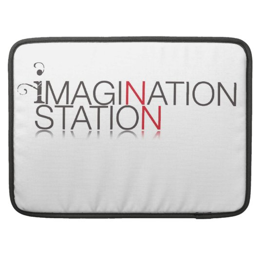 Imagination Station Sleeve For MacBooks