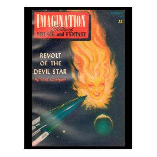Imagination v02 n01 (1951-02.Greenleaf)_Pulp Art Postcard