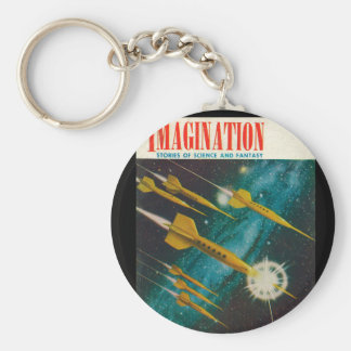 Imagination _ Vol. 04 Nr. 06_Pulp Art Keychain