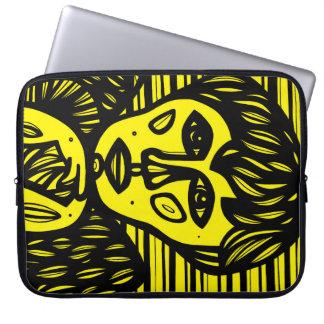 Imaginative Keen Humorous Zeal Laptop Sleeve