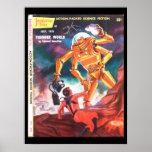 Imaginative Tales 1956_Pulp Art Poster