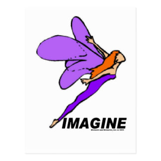 Imagine2 Postcard