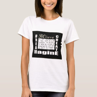 Imagine Art T-Shirt