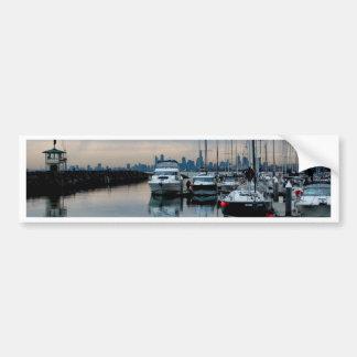 Imagine at Brighton Harbour Bumper Sticker
