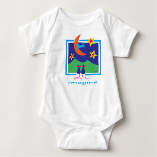 Imagine Baby Bodysuit