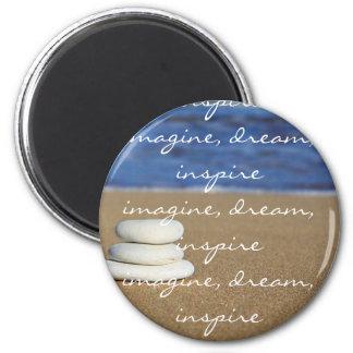 Imagine Dream Inspire Magnet
