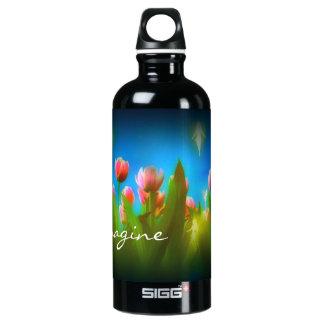 Imagine Fairy Aluminum Water Bottle