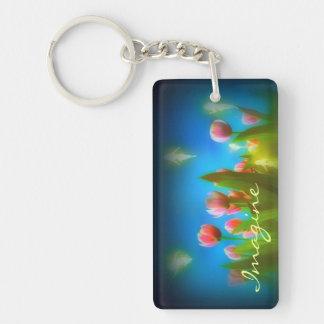 Imagine fairy key chain