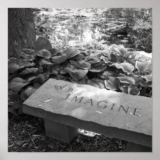 """""""Imagine"""" Fine Art Print"""