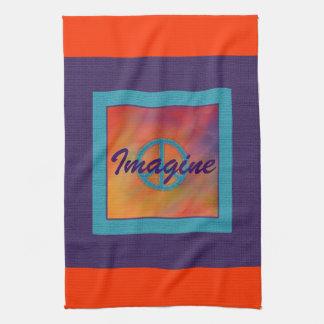 Imagine Hand Towel