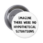 Imagine Hypothetical 2 Inch Round Button