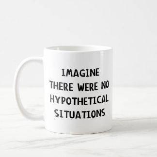 Imagine Hypothetical Coffee Mug