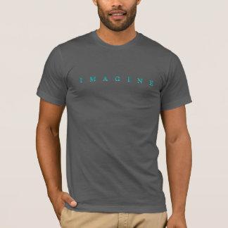 Imagine in Serifs T-Shirt
