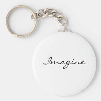 Imagine Key Chains