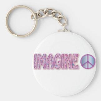 imagine keychain