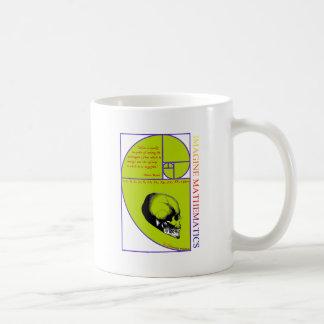Imagine Mathematics Classic White Coffee Mug