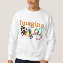 Imagine Mermaid Sweatshirt