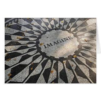 Imagine Mosaic Card
