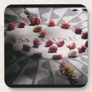 Imagine Mosaic Central Park Beverage Coaster