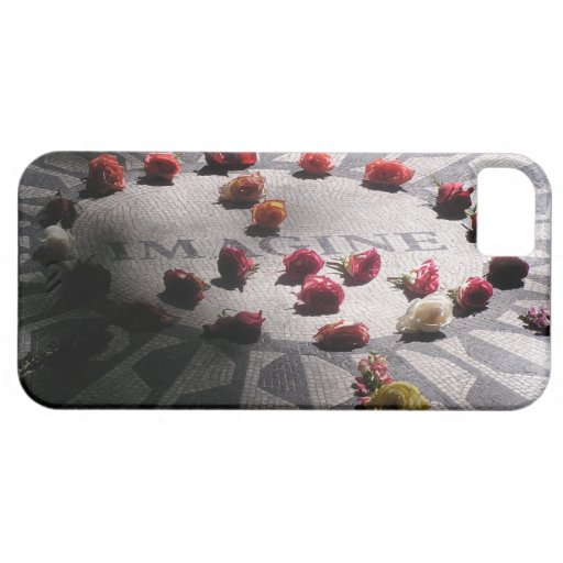 Imagine Mosaic Central Park iPhone 5 Cover