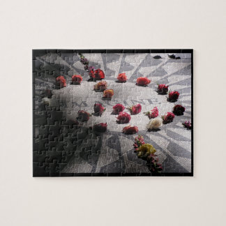 Imagine Mosaic Central Park Jigsaw Puzzle