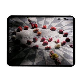Imagine Mosaic Central Park Magnet