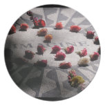 Imagine Mosaic Central Park Plate