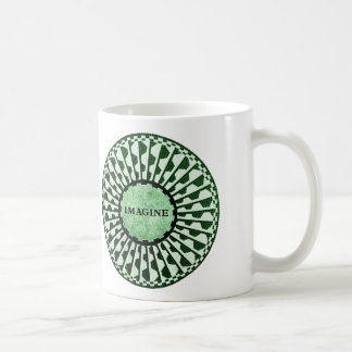 Imagine Mosaic, Strawberry Fields, Central Park 02 Coffee Mugs