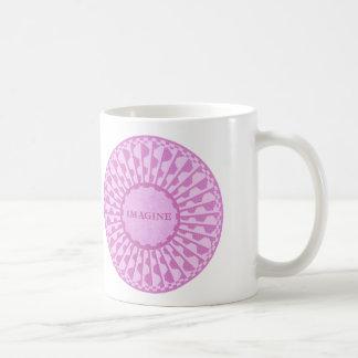 Imagine Mosaic, Strawberry Fields, Central Park 05 Coffee Mug