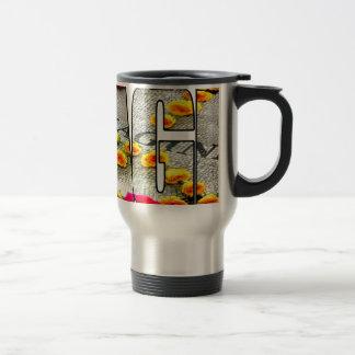 Imagine Mosaic T-Shirt Travel Mug