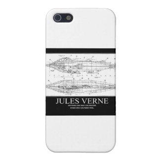 Imagine (Nautilus) iPhone SE/5/5s Cover