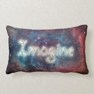 Imagine nebula pillow