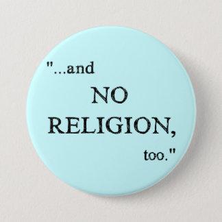 Imagine No Religion Button
