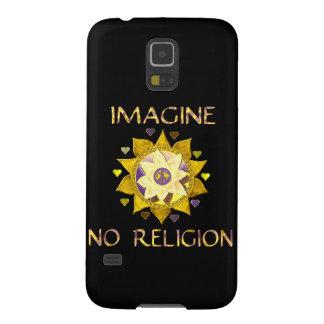 Imagine No Religion Case For Galaxy S5