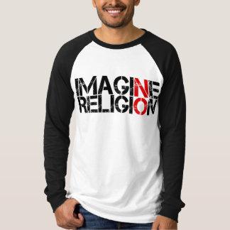 Imagine No Religion Tee Shirt