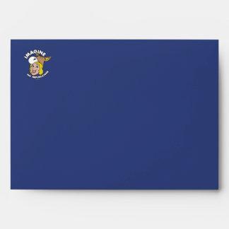 Imagine No Republicans Envelopes
