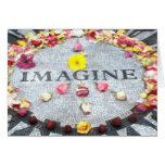 Imagine Peace Greeting Cards
