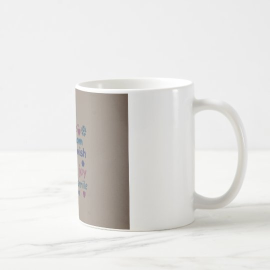 Imagine, Peace, Love, Wish, Hope Design Coffee Mug