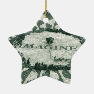 Imagine Photo Ornament