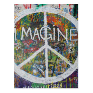 Imagine Postcard