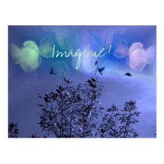 Imagine! Postcard
