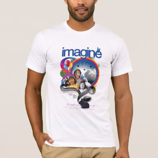 Imagine - Test Image to Test Printing Quality T-Shirt