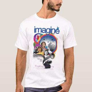 Imagine - Test Image to Zazzle Printing Quality T-Shirt