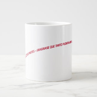 imagine the difference jumbo mug