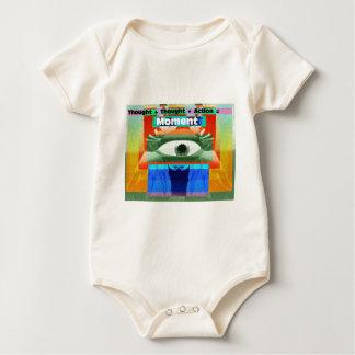 Imagine the feeling baby bodysuit
