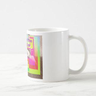 Imagine the feeling coffee mugs
