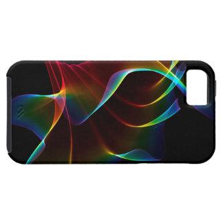Imagine, Through the Abstract Rainbow Veil iPhone SE/5/5s Case