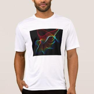 Imagine, Through the Abstract Rainbow Veil T-Shirt